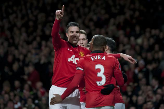 Manchester United vs. Cardiff City: 6 Things We Learned