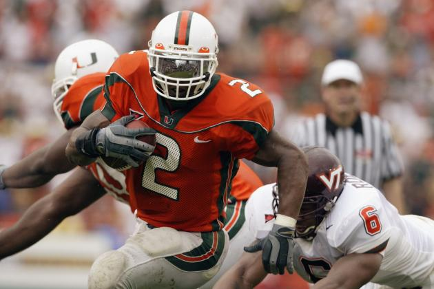 Miami Football: Power Ranking Hurricanes' 5 Best Classes of the BCS Era