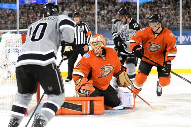 Ranking the Top 5 Moments in the Los Angeles Kings-Anaheim Ducks Rivalry