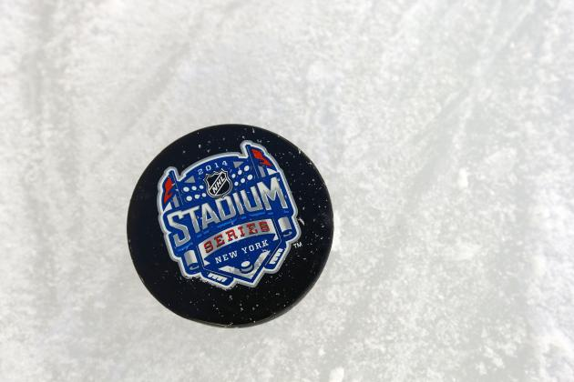 Rangers vs. Islanders: Preview and Prediction for Stadium Series Game