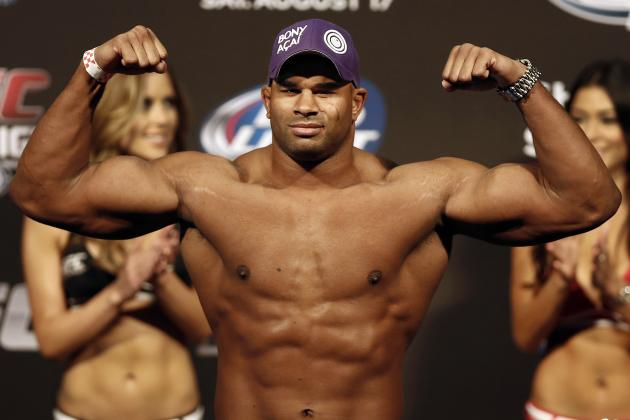 UFC 169: Alistair Overeem vs. Frank Mir Full Head-to-Toe Breakdown