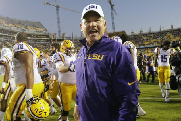 LSU Football Recruiting: Les Miles' Biggest National Signing Day Battles