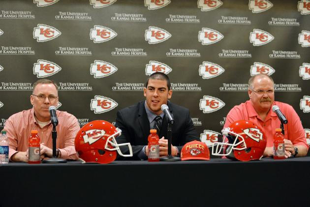 Kansas City Chiefs Initial 2014 Round-by-Round Draft Big Board