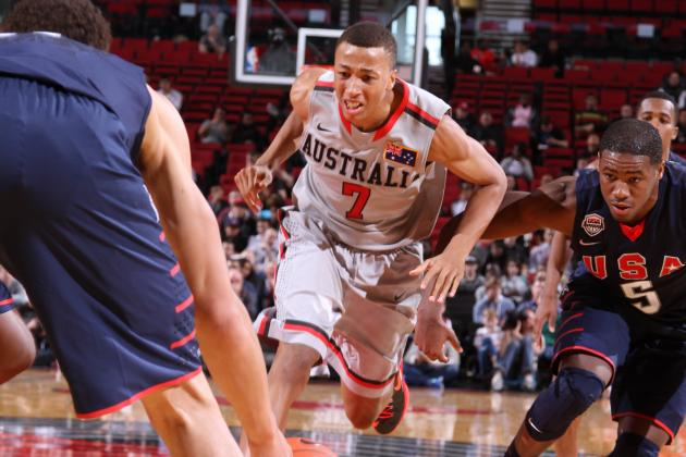 Best Potential Landing Spots for Australian Phenom Dante Exum in 2014 NBA Draft