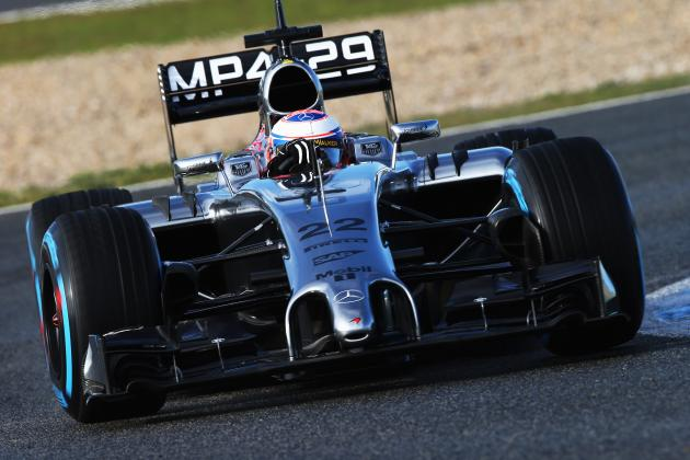 Formula 1 Pre-Season Testing: 6 Observations from Day 2 at Jerez