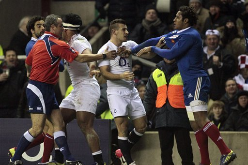 France vs. England: 5 Key Battles That Will Shape Six Nations Clash