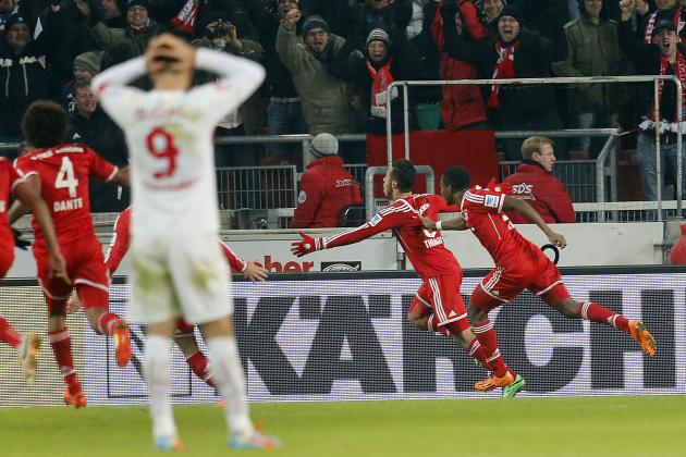 Stuttgart vs. Bayern Munich: 6 Things We Learned