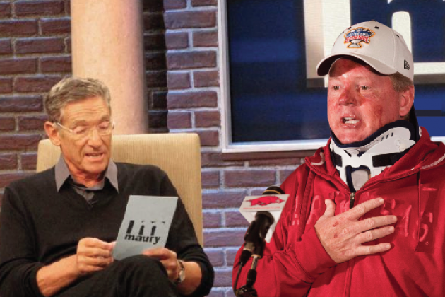 Athletes and Coaches Who Would've Failed the Maury Povich Lie Detector Test