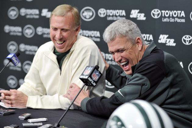 Reevaluating New York Jets' Worst Player Contracts