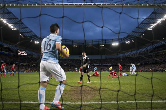 Premier League Player Power Rankings: Aguero Enters, Giroud Rises