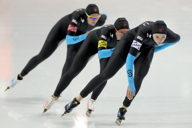 Olympic Long-Track Speedskating 2014: Complete Guide for Sochi Winter Olympics