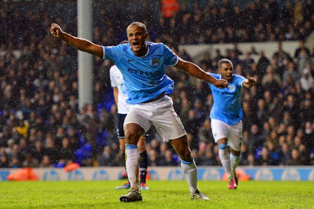 Tottenham Hotspur vs. Manchester City: 6 Things We Learned