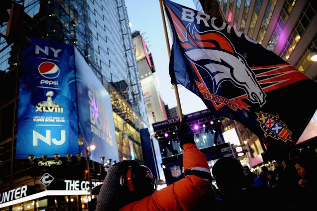 Super Bowl Parties: Biggest Celebrity Events Ahead of Super Bowl XLVIII