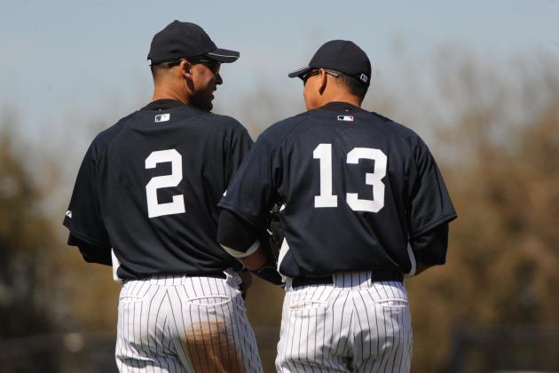 10 Must-Follow Spring Training Storylines as February Kicks off