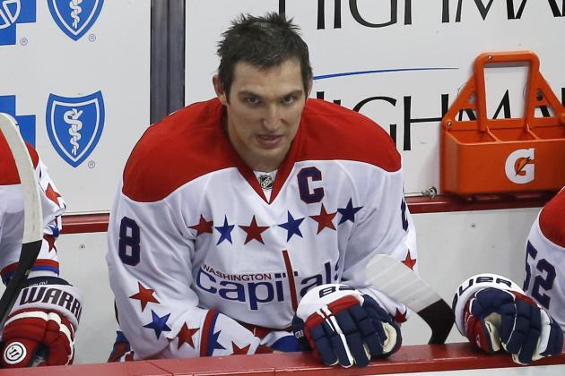 Ranking the NHL's Top 10 Power Forwards in the 2013-14 Season