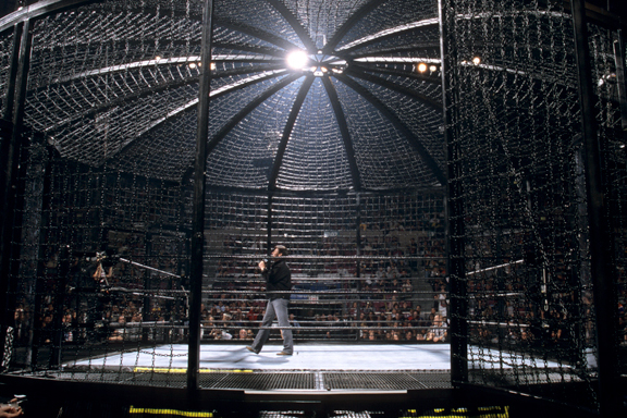 WWE Elimination Chamber 2014: Greatest Spots in History of the Chamber Match