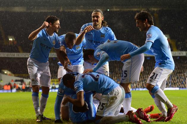 Predicting the Biggest EPL, Liga, Serie A Matches: Man City to Stay Top