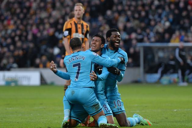 Hull City vs. Tottenham Hotspur: 6 Things We Learned