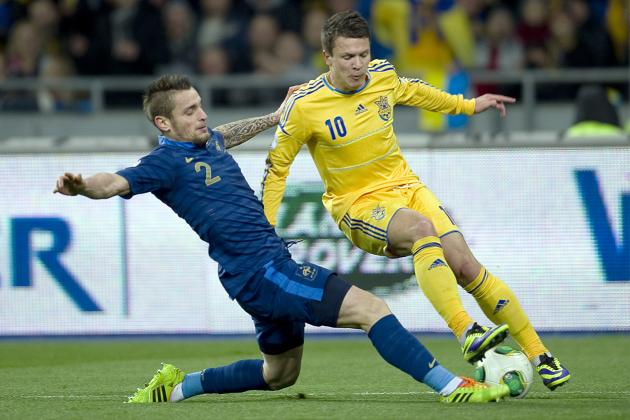 Yevhen Konoplyanka Transfer Rumours: Latest News on the Dnipro Star