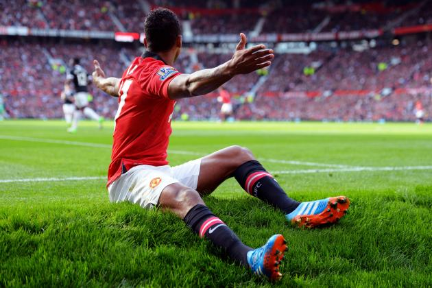 Nani Transfer Rumours: Latest News on the Manchester United Star