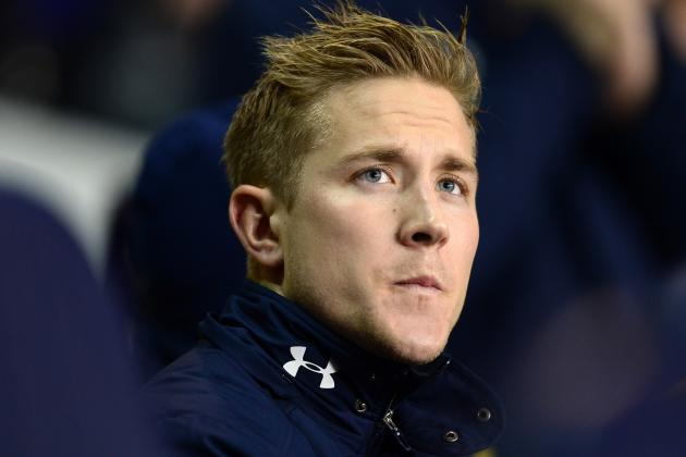 Lewis Holtby Transfer Rumours: Latest News on the Tottenham Hotspur Star