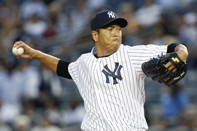 New York Yankees: Projecting Yankees' 5-Man Rotation in 2014