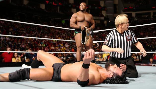 Big E Langston vs. Damien Sandow