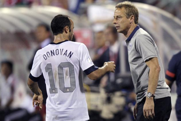 USMNT vs. South Korea: Who Should Jurgen Klinsmann Start?