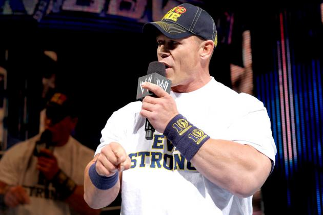 Best Potential WrestleMania Opponents for John Cena After Royal Rumble