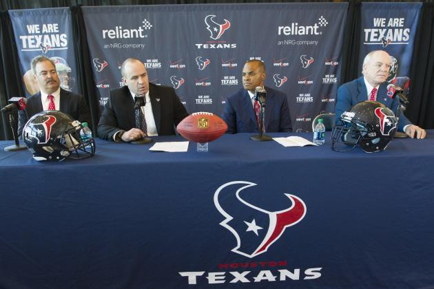 5 Mistakes the Houston Texans Can't Afford to Make This Offseason