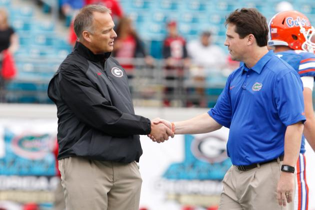 Georgia vs. Florida: Which Rival Will Finish with Better 2014 Recruiting Class?