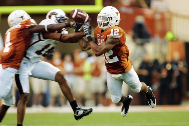 Texas Football: Power Ranking the Longhorns Playing in Super Bowl XLVIII