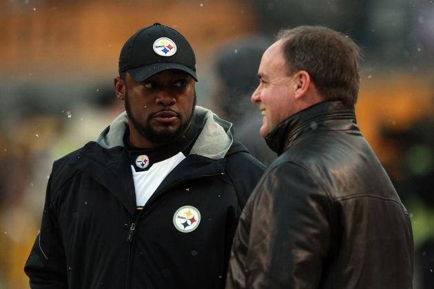 Pittsburgh Steelers' 2014 Round-by-Round Draft Big Board