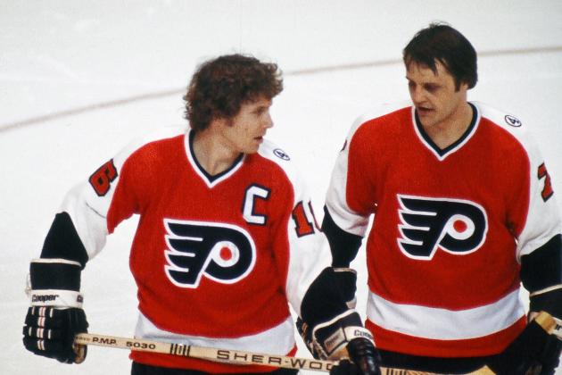 Ranking the 5 Best Philadelphia Flyers Teams That Never Won a Stanley Cup
