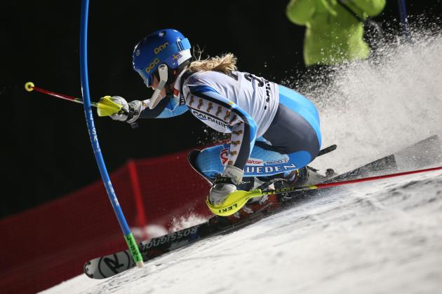 Olympic Alpine Skiing 2014: Complete Guide for Sochi Winter Olympics