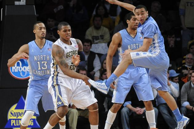 UNC Basketball: Projecting Tar Heels' 2014-15 Rotation