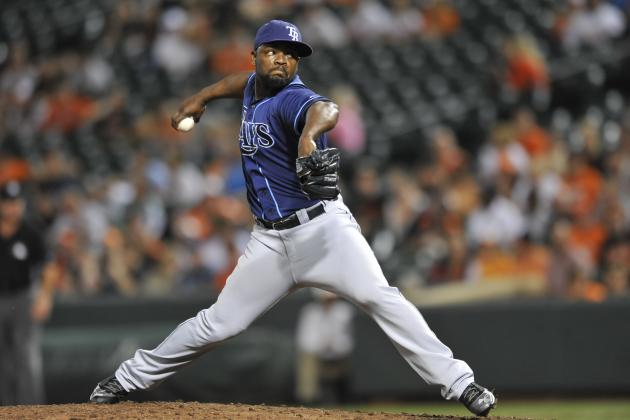 Fernando Rodney, Mitchell Boggs Headline New York Mets' Bullpen Options