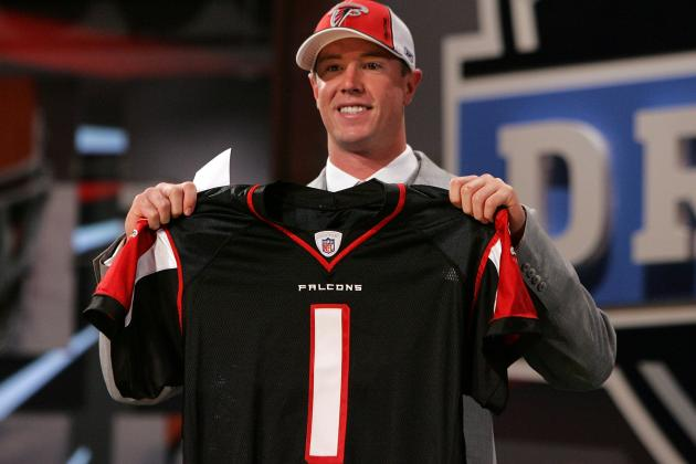 Atlanta Falcons 2014 Mock Draft with Player Scouting Profiles