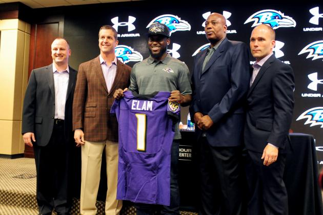Baltimore Ravens' Initial 2014 Round-by-Round Draft Big Board