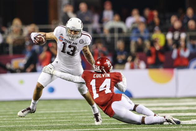 San Francisco 49ers' Initial 2014 Round-by-Round Draft Big Board
