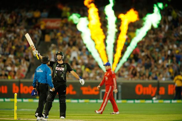 Lessons Learned from the Second T20 Between Australia and England at the MCG