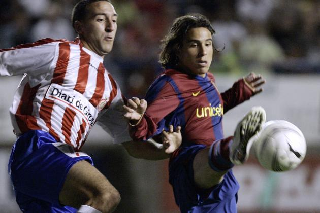 20 Barcelona Youngsters Who Never Stepped Up