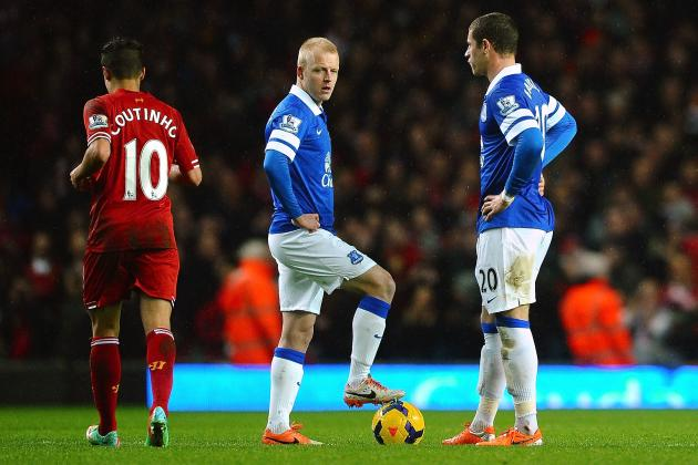 Changes Everton Must Make to Bounce Back from Derby Meltdown
