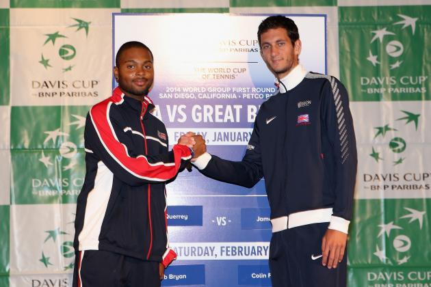 Davis Cup 2014: Daily Scores, Results and Schedule for First Round