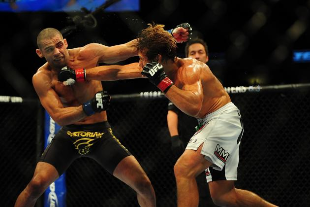 UFC 169: Bleacher Report Main Card Staff Predictions