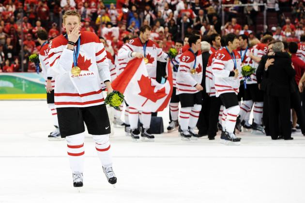 Ranking the 10 Best Goal Scorers in the Winter Olympic Hockey Tournament