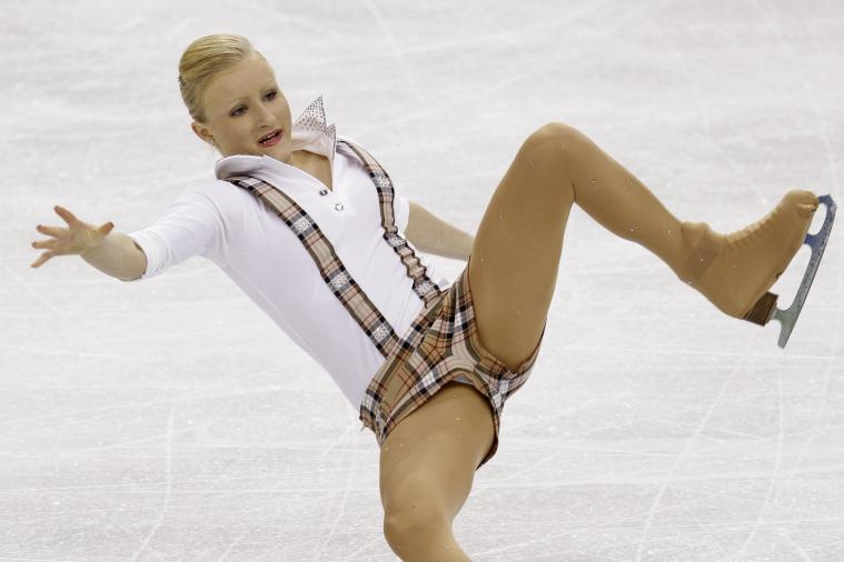 Ice Skating Fails to Get You Ready for the Olympics
