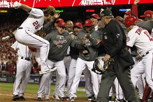 10 Critical Moments That Transformed Washington Nationals Baseball