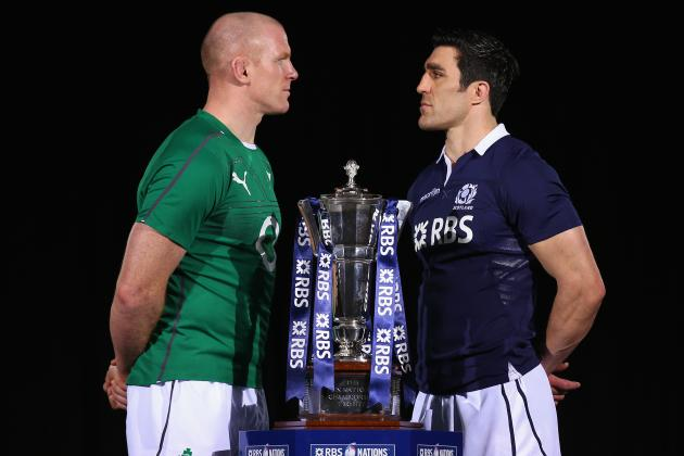 Ireland vs. Scotland: 5 Key Battles That Will Shape Six Nations Clash