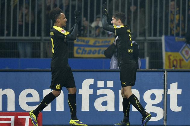 Eintracht Braunschweig vs. Borussia Dortmund: 5 Things We Learned